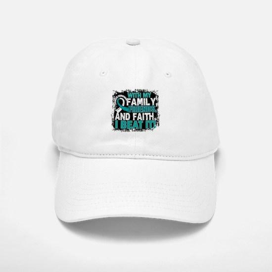 Cervical Cancer Survivor FamilyFriendsFaith Hat