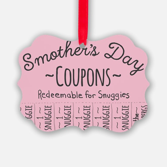 Smother's Day Coupons The Goldbergs Ornament