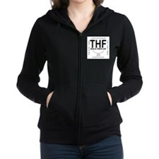 Tempelhof Flughafen - Women's Zip Hoodie