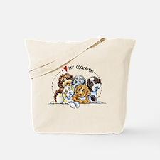 Cockapoo Lover Tote Bag