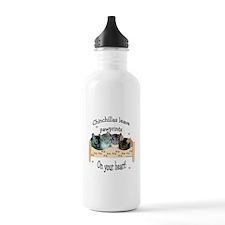 Chinpawprints.png Water Bottle