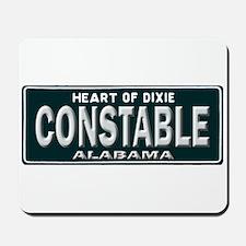 Alabama Constable Mousepad