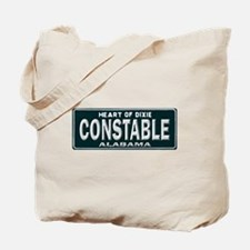 Alabama Constable Tote Bag