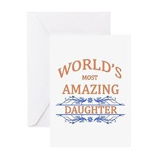 Daughter Greeting Cards