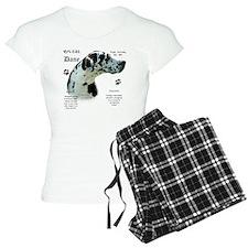 DaneHistoryHarlequinnatural Pajamas
