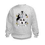 Trumbull Family Crest Kids Sweatshirt