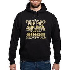 Funny Pop Pop Hoodie