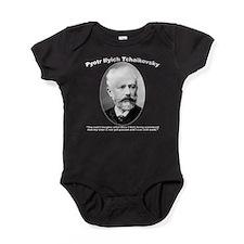 Tchaikovsky: Work Baby Bodysuit
