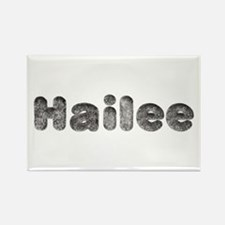 Hailee Wolf Rectangle Magnet