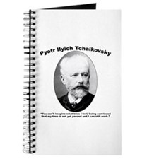 Tchaikovsky: Work Journal