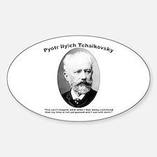 Tchaikovsky: Work Decal