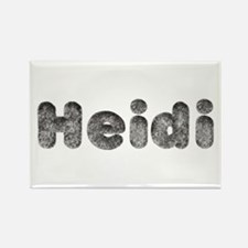 Heidi Wolf Rectangle Magnet