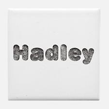 Hadley Wolf Tile Coaster