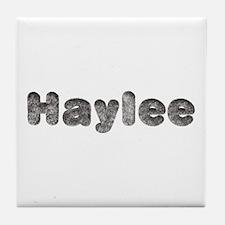 Haylee Wolf Tile Coaster