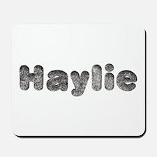 Haylie Wolf Mousepad