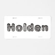 Holden Wolf Aluminum License Plate