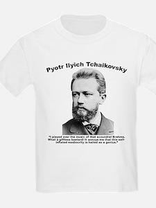 Tchaikovsky: Brahms T-Shirt