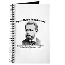 Tchaikovsky: Brahms Journal