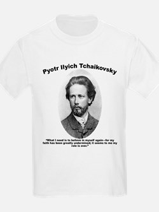 Tchaikovsky: Believe T-Shirt