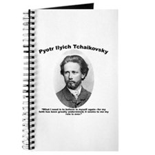 Tchaikovsky: Believe Journal