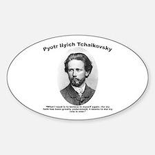 Tchaikovsky: Believe Decal