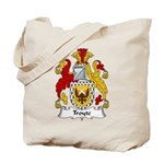 Troyte Family Crest Tote Bag