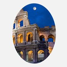 Coliseum Ornament (Oval)