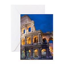 Coliseum Greeting Cards