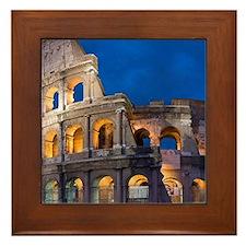 Coliseum Framed Tile