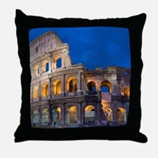 Coliseum Throw Pillow