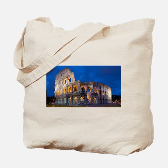 Coliseum Tote Bag