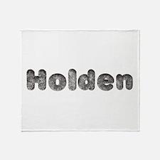 Holden Wolf Throw Blanket