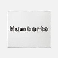 Humberto Wolf Throw Blanket