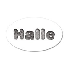Halle Wolf Wall Decal