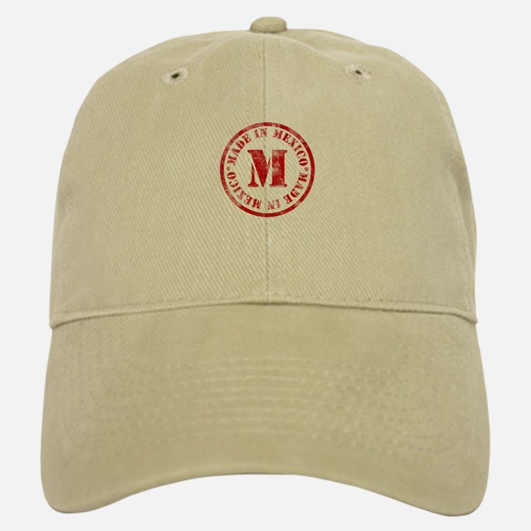 Made in Mexico Baseball Baseball Cap