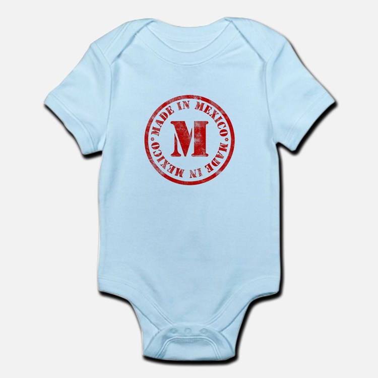 Made in Mexico Infant Bodysuit