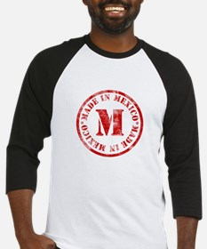 Made in Mexico Baseball Jersey