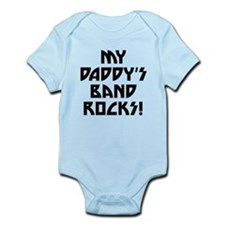 My Daddys Band Rocks Body Suit