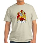 Trowbridge Family Crest Light T-Shirt