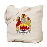 Trowbridge Family Crest Tote Bag