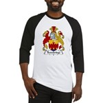Trowbridge Family Crest Baseball Jersey