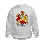 Trowbridge Family Crest Kids Sweatshirt
