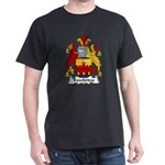 Trowbridge Family Crest Dark T-Shirt
