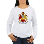 Trowbridge Family Crest Women's Long Sleeve T-Shir