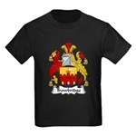 Trowbridge Family Crest Kids Dark T-Shirt