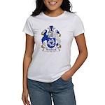 Troutbeck Family Crest Women's T-Shirt