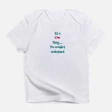 Cow Thing Infant T-Shirt