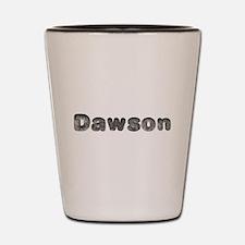 Dawson Wolf Shot Glass