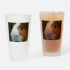 Cavy 1 Drinking Glass