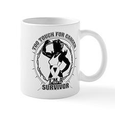 Mesothelioma Tough Mug
